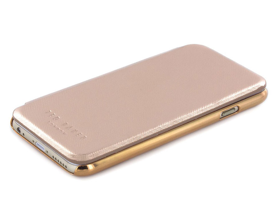 competitive price b0844 fe1d1 Ted Baker Shannon Mirror Case | iPhone 6/6S Hoesje