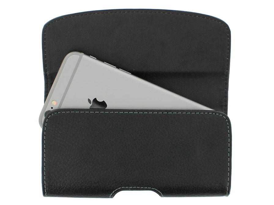 Horizontal Holster met Riemclip - iPhone 7/6S hoesje