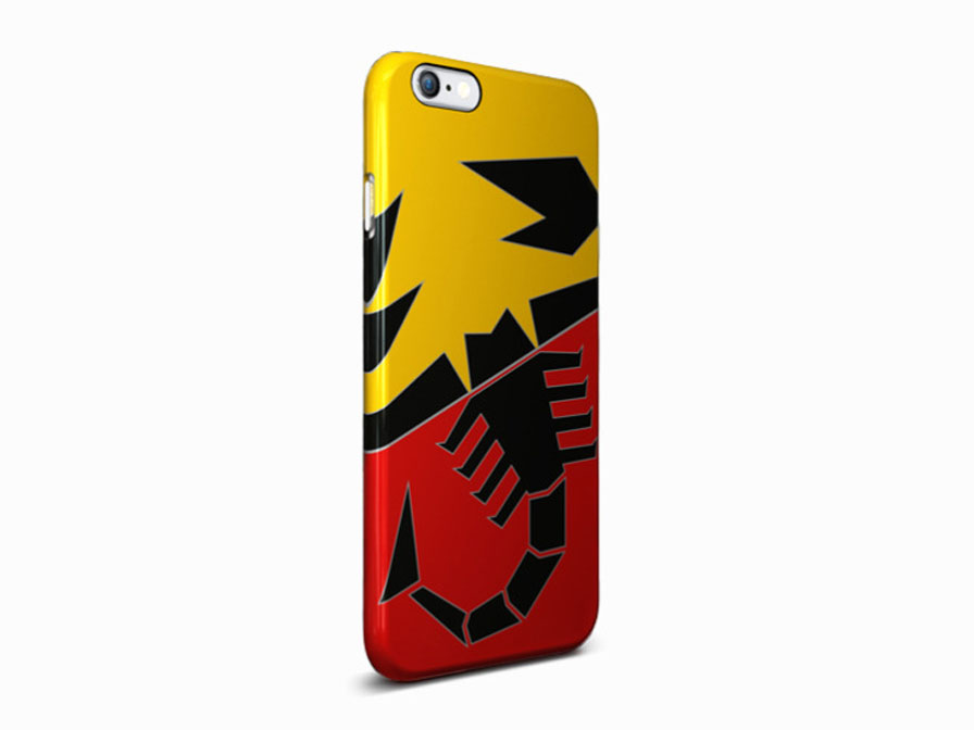 Fiat Abarth Scorpion Series - iPhone 6/6S hoesje
