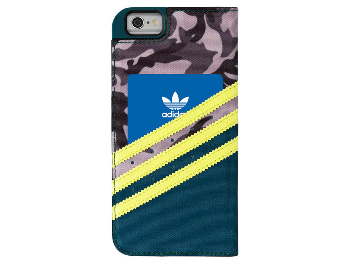 adidas Oddity Booklet Case - iPhone 6/6s Hoesje
