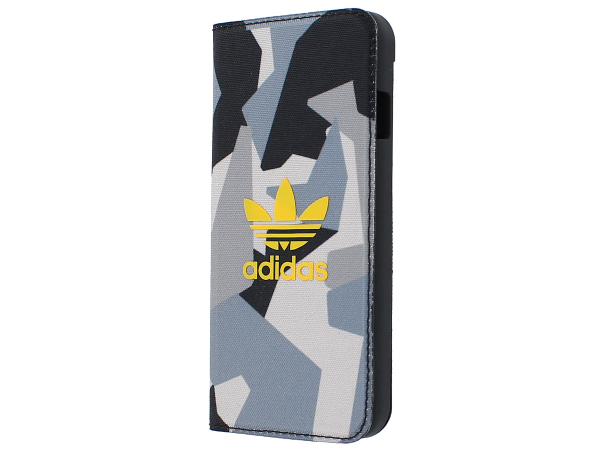 adidas Camouflage Booklet Case - iPhone 6/6s hoesje