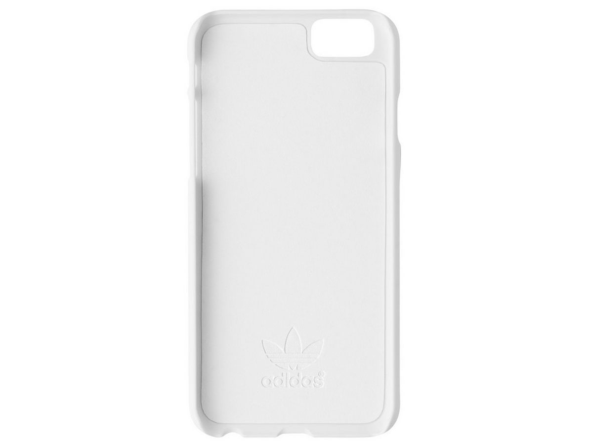 adidas Full White Moulded Case - iPhone 6/6S Hoesje