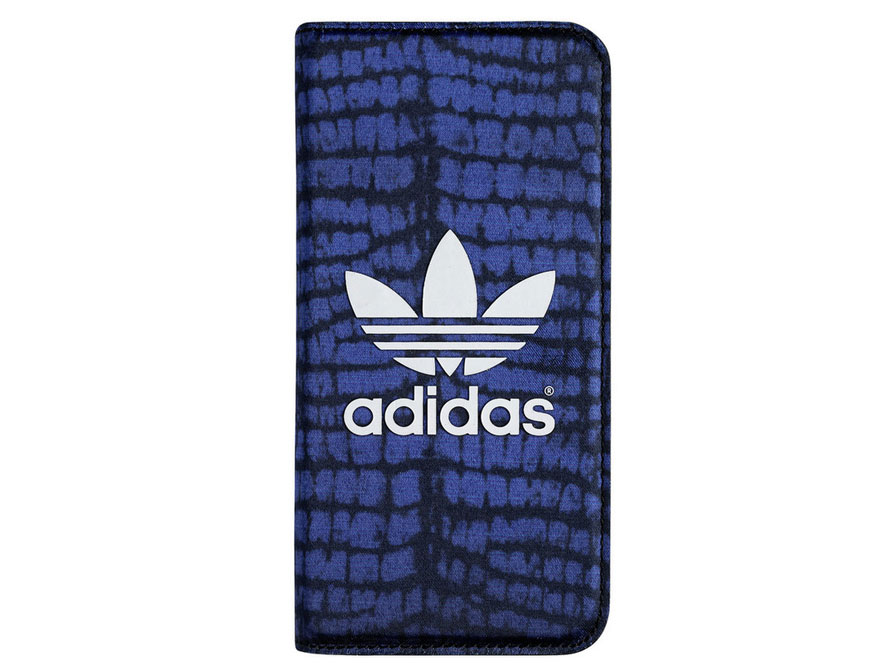 adidas iPhone 6/6S hoesje - Croco Booklet Case