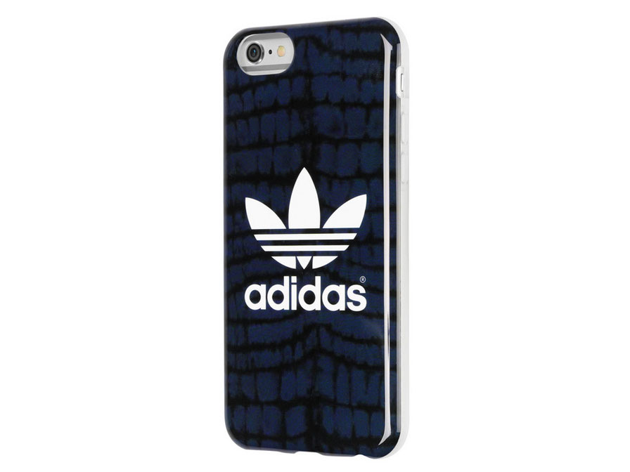 adidas iPhone 6/6S hoesje - Croco TPU case