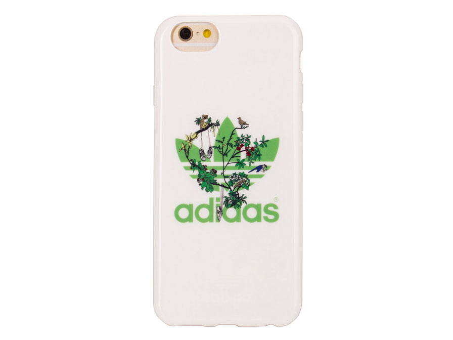 adidas iPhone 6/6S hoesje - Tree TPU case