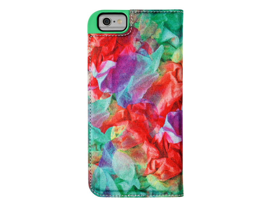 adidas iPhone 6/6S hoesje - Floral Booklet Case