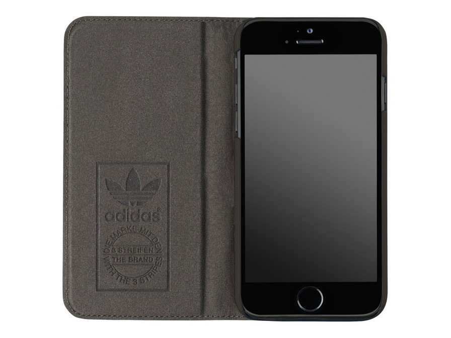 adidas Originals Suede Bookcase - iPhone 6/6S Hoesje