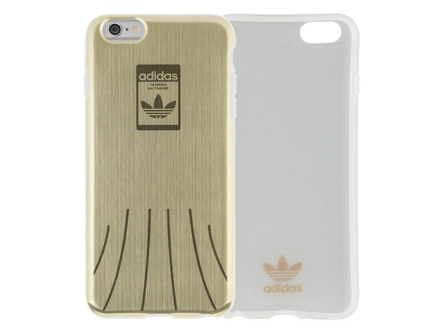 adidas Superstar Metal Case - Hoesje voor iPhone 6/6S