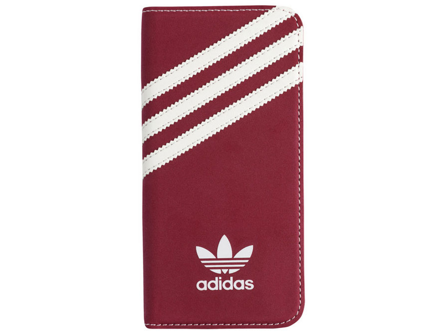 adidas Vintage Suede Bookcase - iPhone 6/6s hoesje