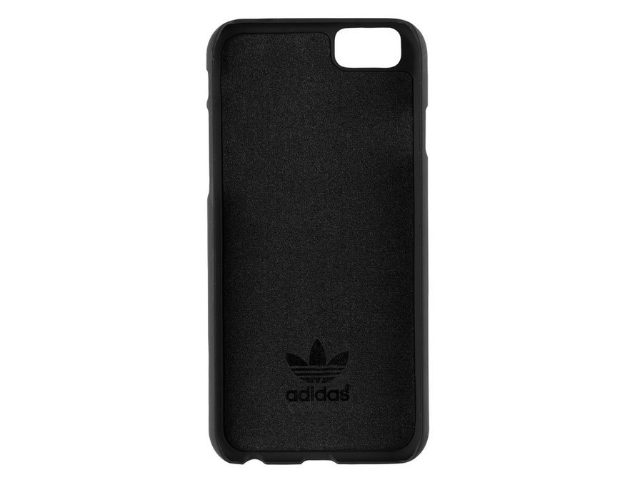 adidas Originals Full Black Moulded Case - Hoesje voor iPhone 6/6S