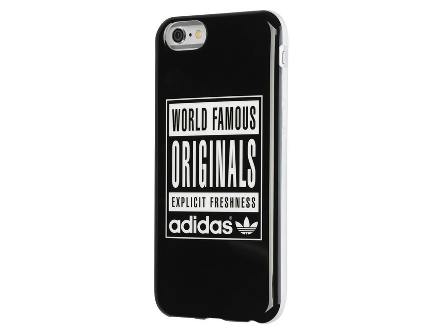 adidas World Famous TPU Case - iPhone 6/6S hoesje