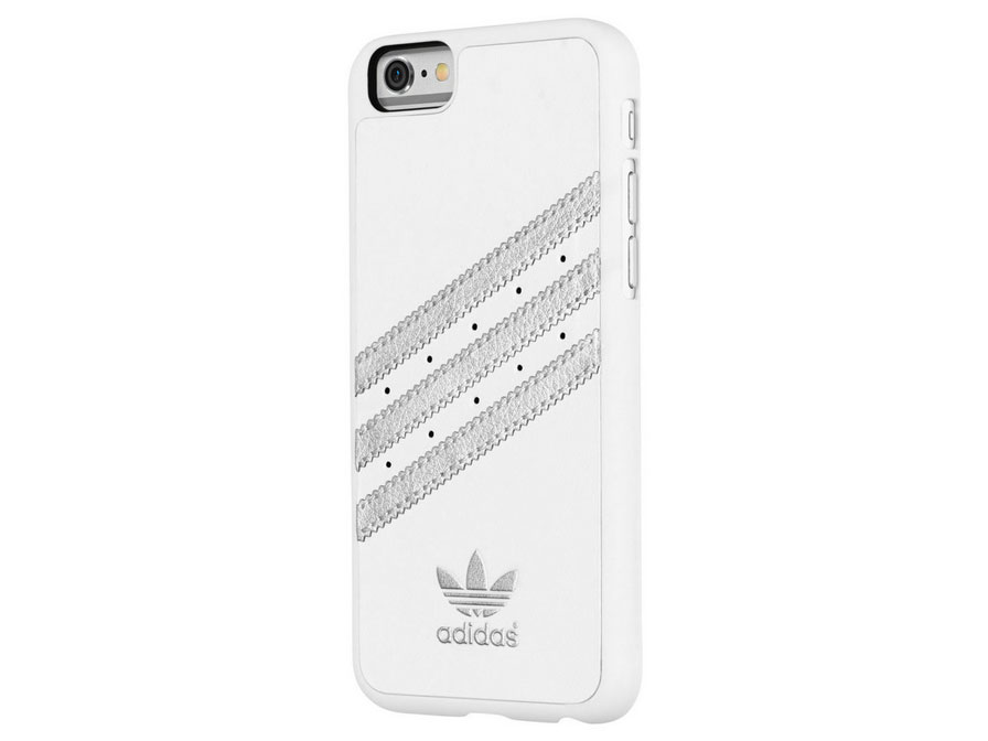 adidas Originals Silver Moulded Case - Hoesje voor iPhone 6/6S