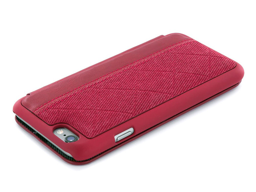 Barbour Quilted Folio Case - iPhone 6/6S hoesje