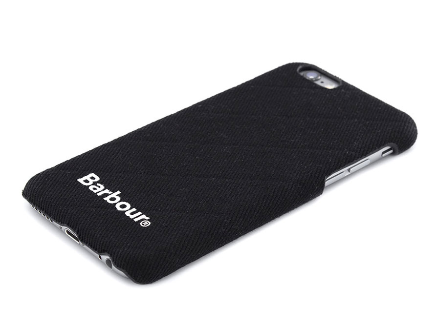 Barbour Quilted Wrapped Hard Case - iPhone 6/6S hoesje