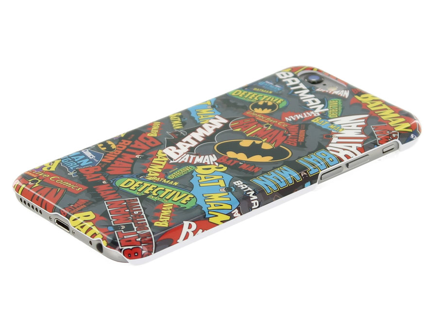 Batman Vintage Hard Case - iPhone 6/6S Hoesje
