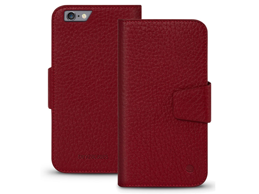 Beyza Canto Folio - Handgemaakte iPhone 6/6S case