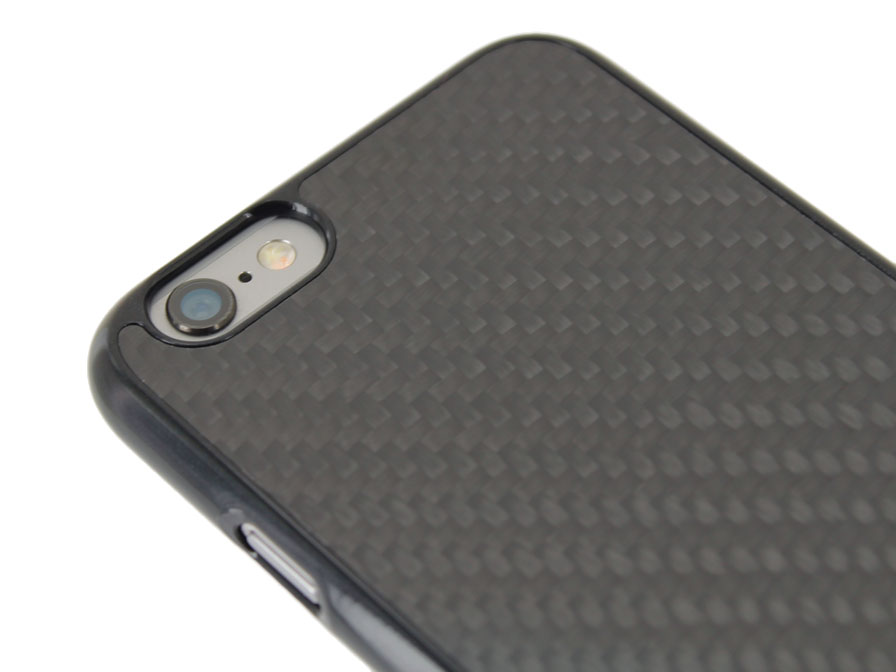 BMW Hard Case - Carbon iPhone 6/6S hoesje