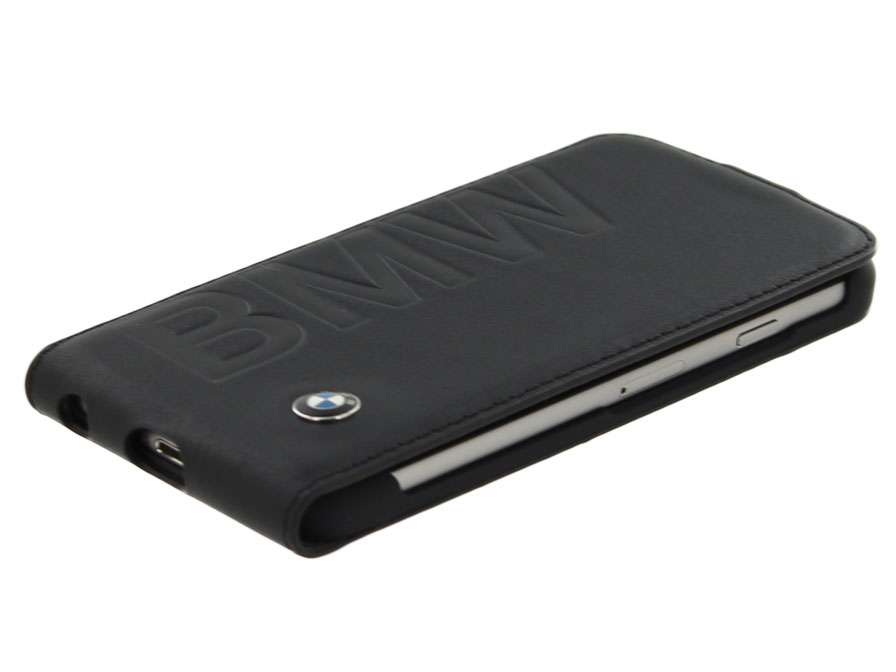 BMW Signature Flipcase Leer - iPhone 8/7/6 hoesje