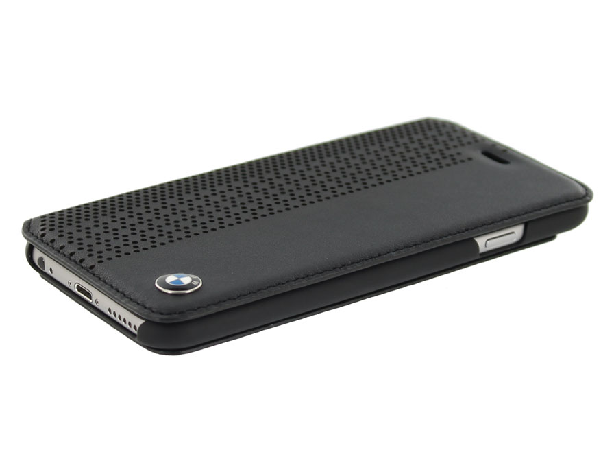 BMW Perforated Leather Case - iPhone 6/6S hoesje