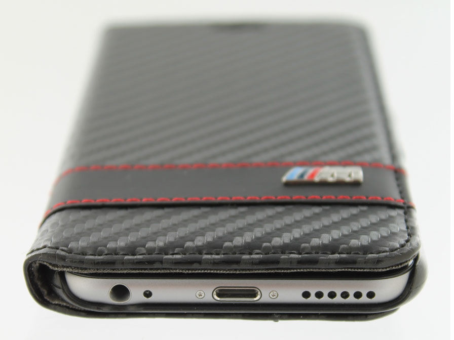 BMW M Division Bookcase - iPhone 6/6S hoesje