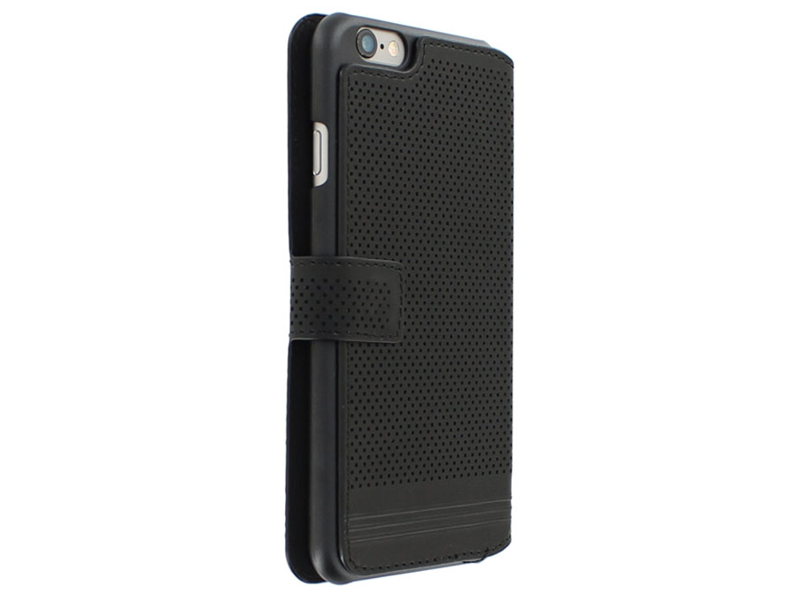 BMW M Perforated Bookcase - iPhone 6/6S hoesje