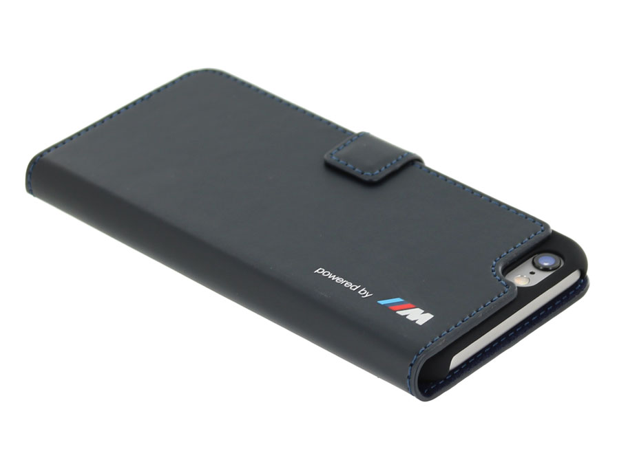 BMW Motorsport Bookcase - iPhone 6/6S hoesje