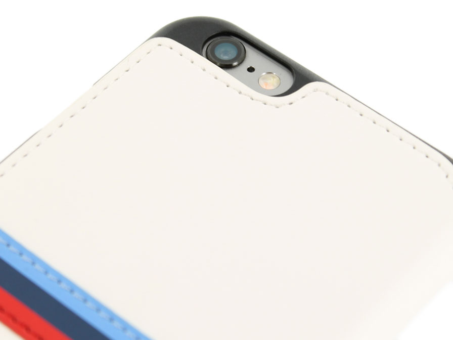 BMW Motorsport Classic Bookcase - iPhone 6/6S hoesje