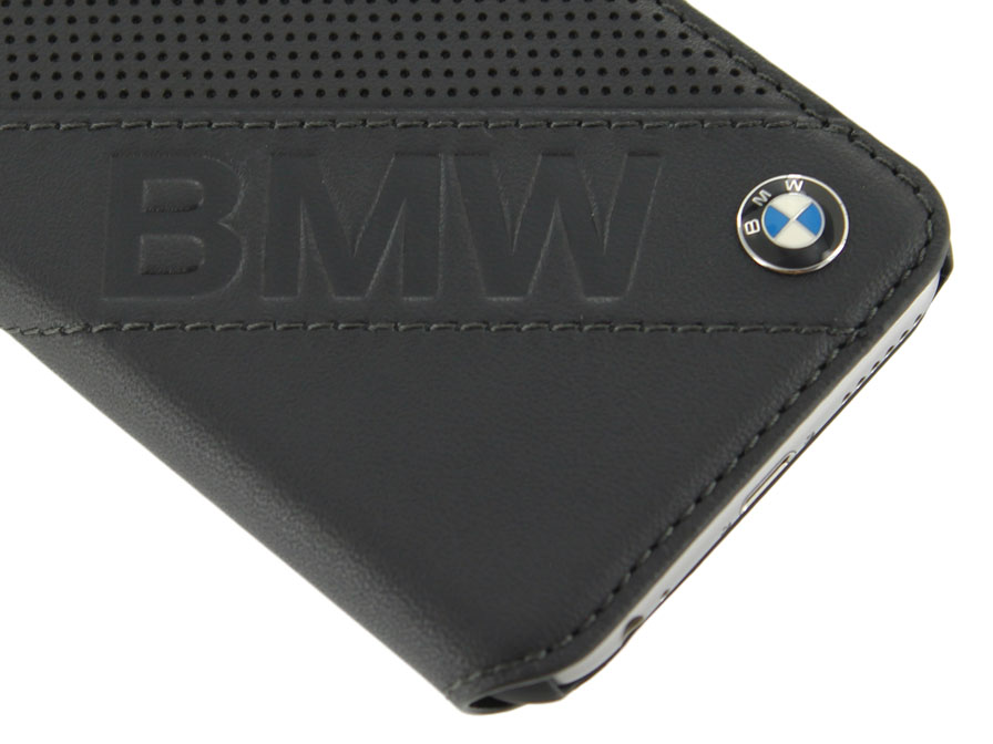 BMW Slanted Logo Bookcase - iPhone 6/6S hoesje