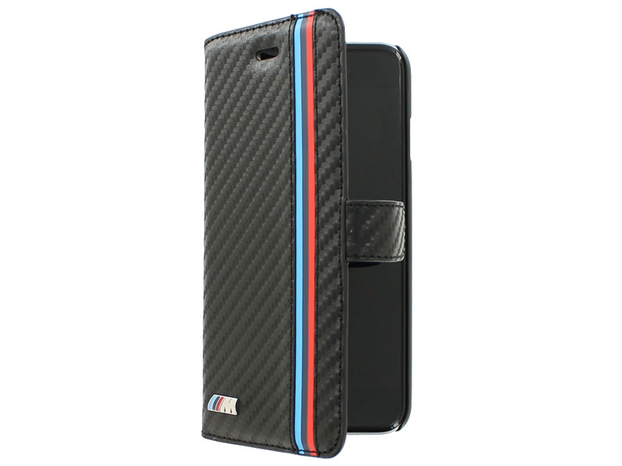 BMW M Stripes Bookcase - iPhone 6/6S hoesje