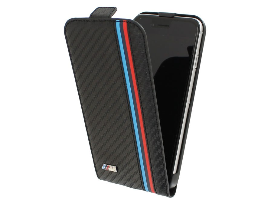 BMW M Stripes Flipcase - iPhone SE 2020 / 8 / 7 / 6(s) hoesje
