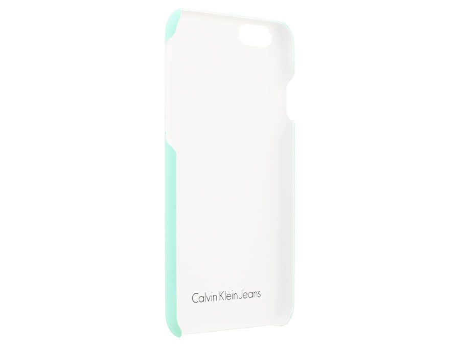 Calvin Klein Brush Case - iPhone 6/6S hoesje