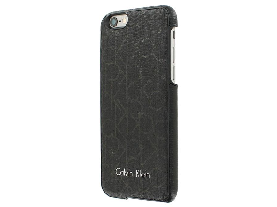reputable site 6265b 50439 Calvin Klein Milo Leren Case - iPhone 6/6S hoesje