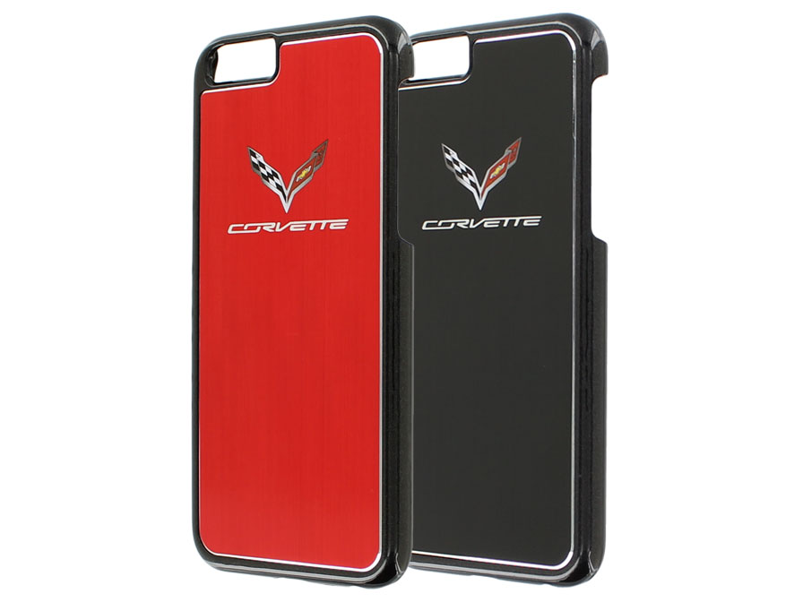 Corvette Aluminium Hard Case - iPhone 6/6S hoesje