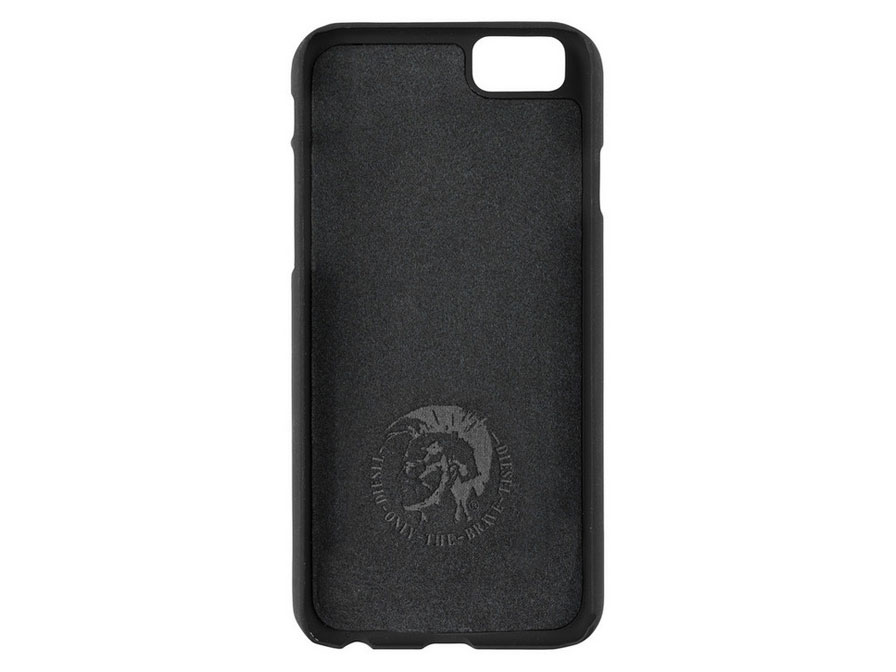 Diesel Black Denim Case - iPhone 6/6S hoesje