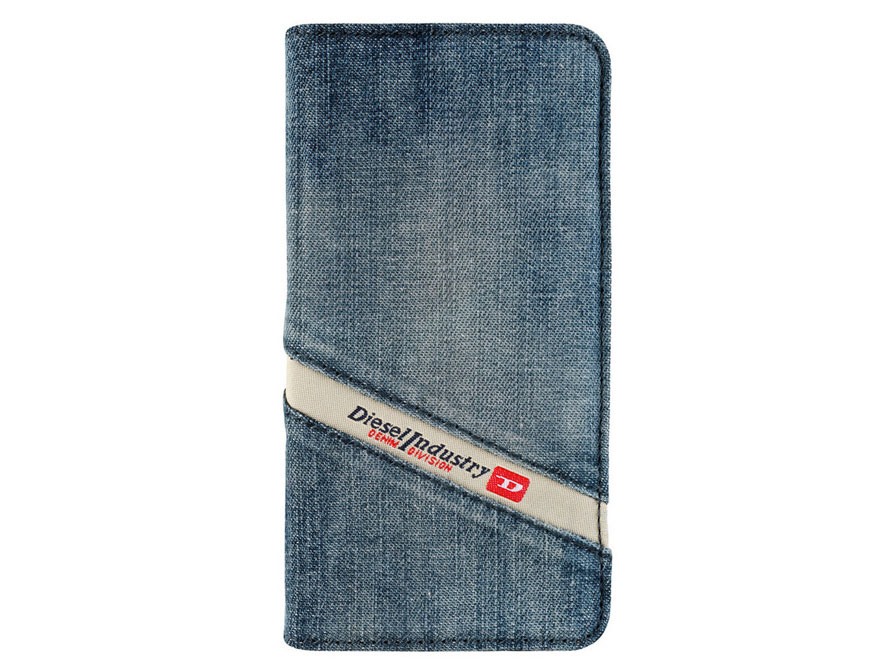 Diesel Denim Book Case - iPhone 6/6S hoesje