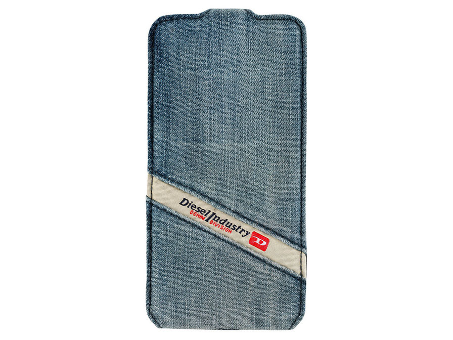 Diesel Denim Flip Case - Hoesje voor iPhone 6/6S