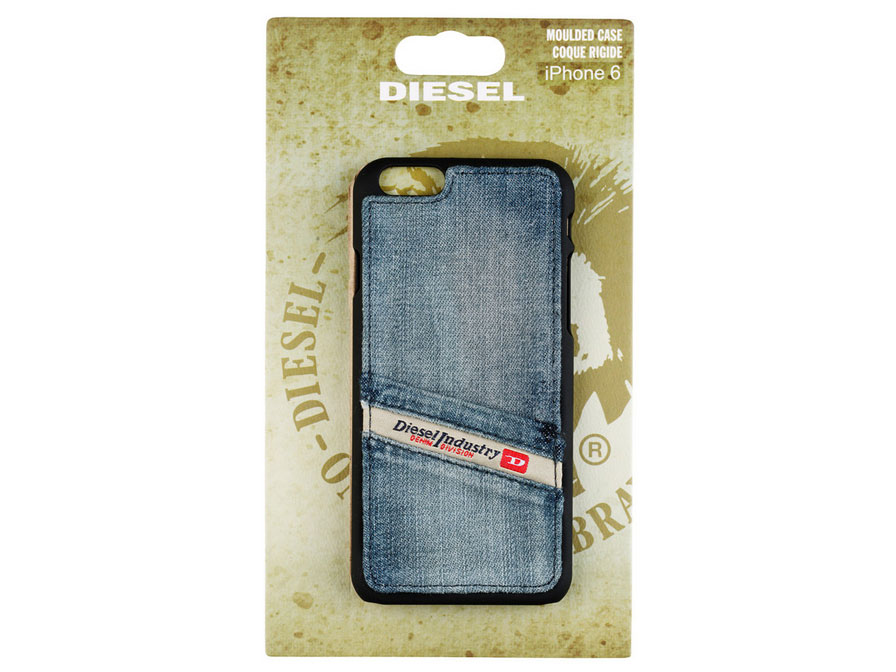 Diesel Denim Hard Case - iPhone 6/6S hoesje