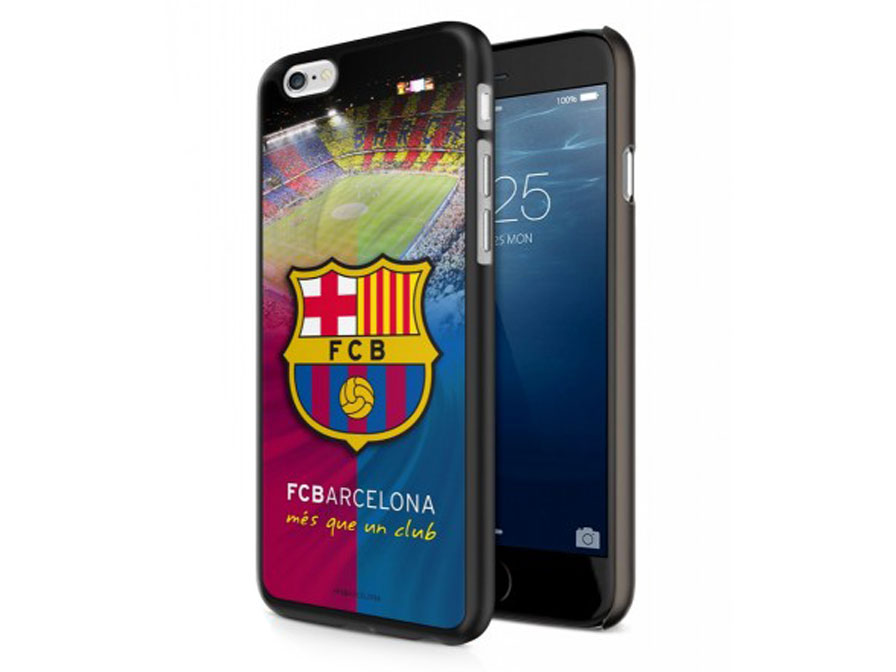 FC Barcelona 3D Hard Case