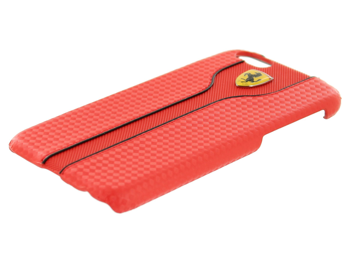 Ferrari Scuderia Hard Case - iPhone 6/6S Hoesje