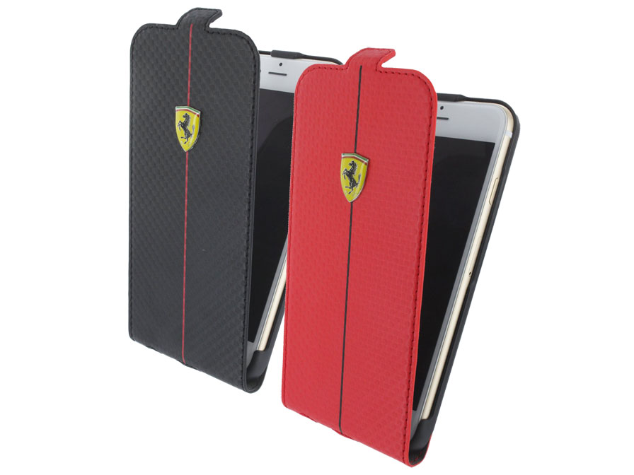 Ferrari F1 Collection Flipcase - iPhone 6/6S Hoesje