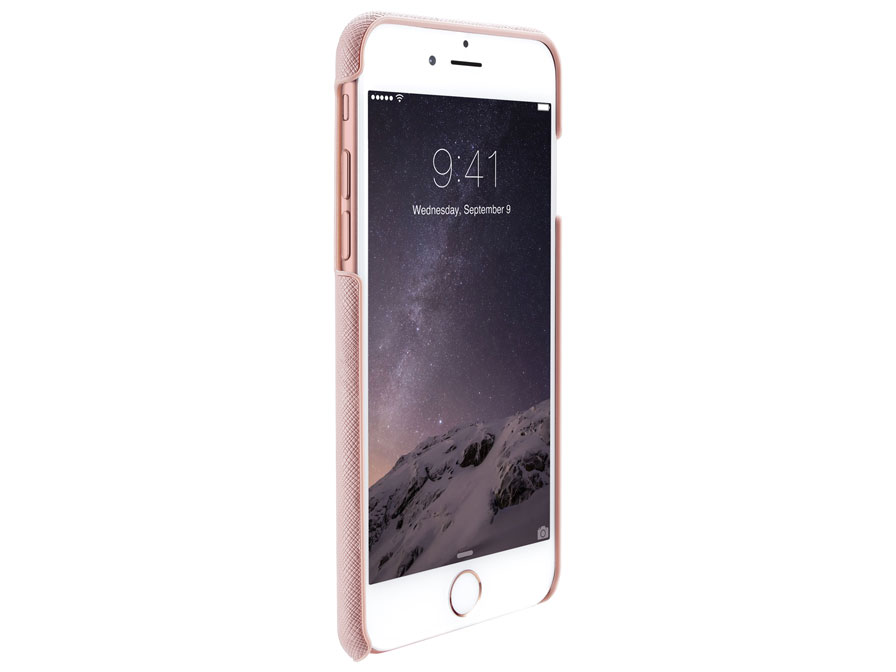 Just Mobile Quattro Back Case - iPhone 6/6s hoesje