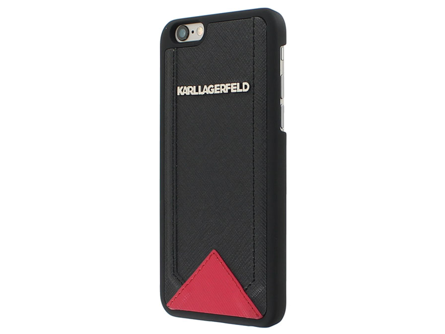 Karl Lagerfeld Hard Case - iPhone 6/6S hoesje