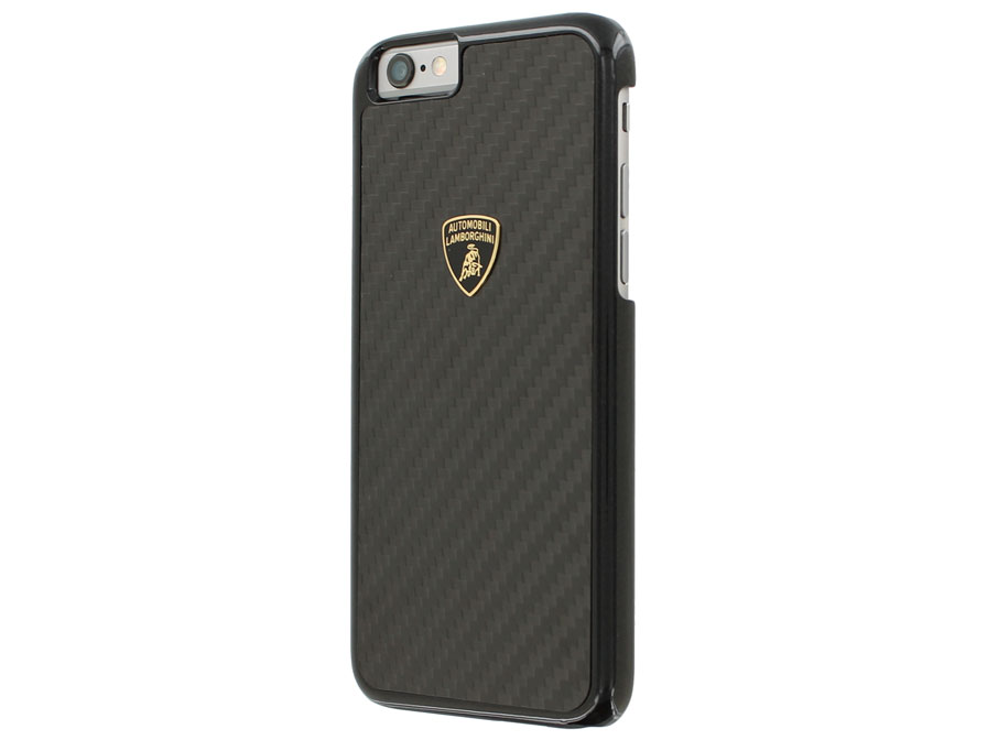Lamborghini Carbon Case - iPhone 6/6S hoesje