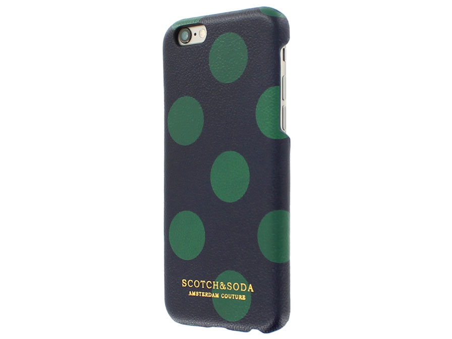 Scotch & Soda Leren Case Iphone 6 6s Hoesje