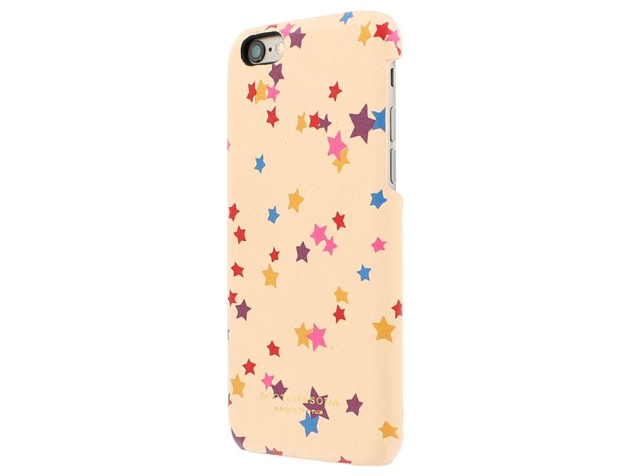 Maison Scotch Stars Case - iPhone 6/6s hoesje Roze