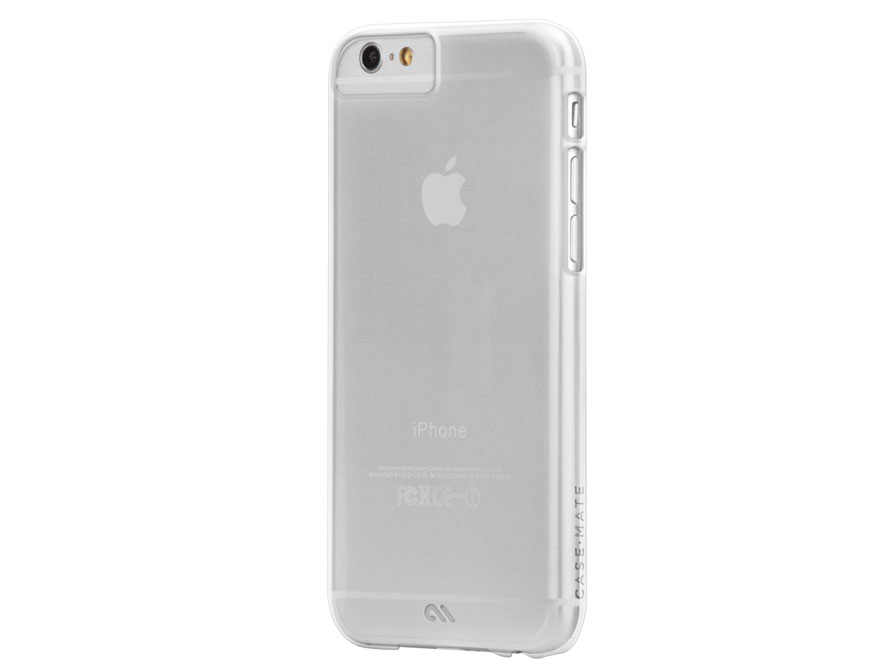 Case-Mate Crystal Case - iPhone 6 Plus/6S Plus hoesje