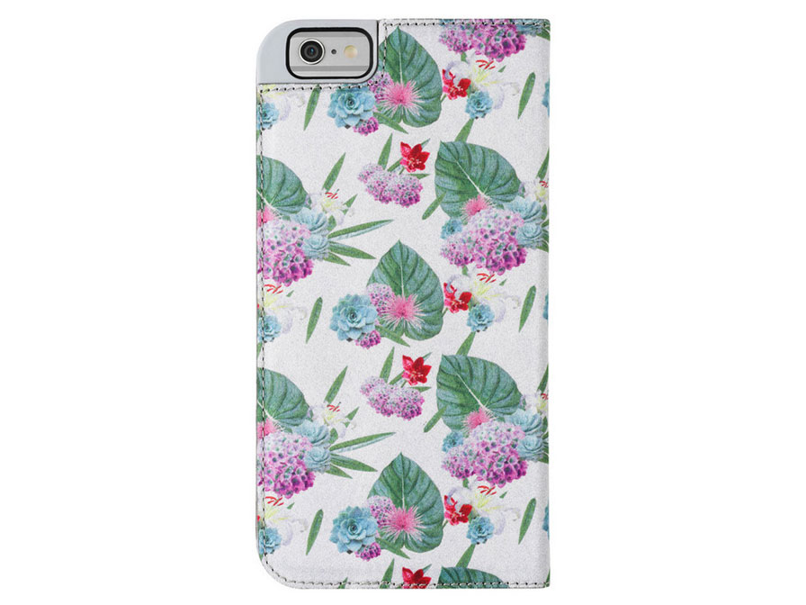 adidas Flower Booklet - iPhone 6 Plus/6S Plus hoesje