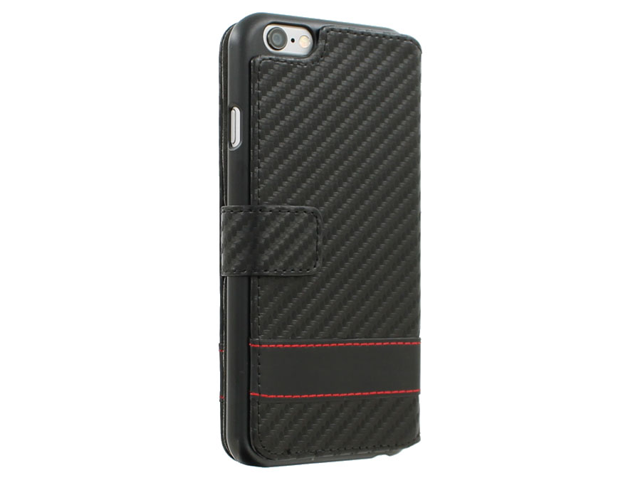 BMW M Division Bookcase - iPhone 6 Plus/6S Plus hoesje