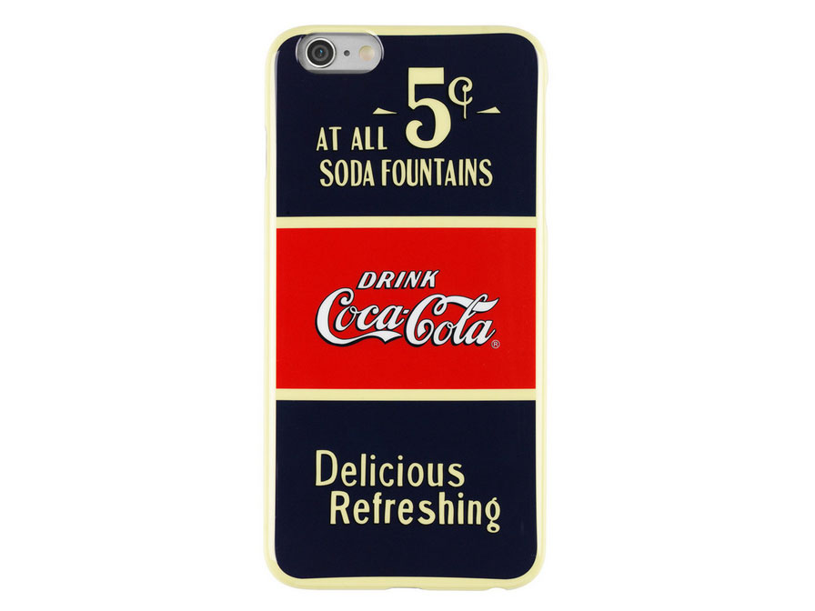 Coca-Cola iPhone 6 Plus/6S Plus Hardcase - 5 Cents