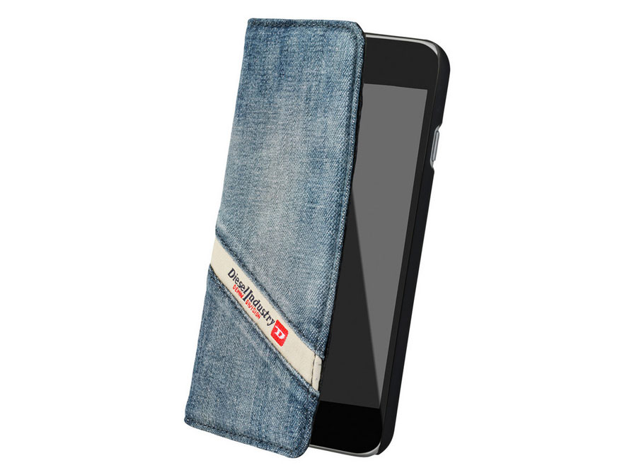 Diesel Denim Book Case - iPhone 6 Plus/6S Plus hoesje